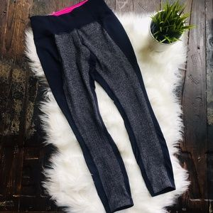 LULULEMON Wunder Under Herringbone 7/8 Leggings 4